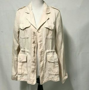 NWT Anthropologie Sanctuary light weight Jacket